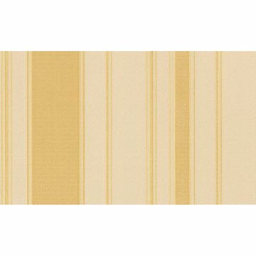 Picture of Riga Bordone Gold Stripe Wallpaper