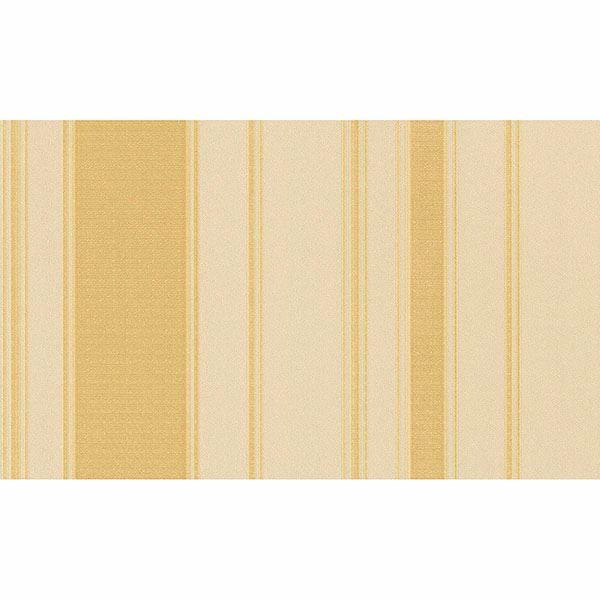 Picture of Riga Bordone Gold Stripe Wallpaper