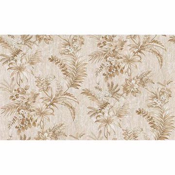 Picture of Dis Legolas Beige Botanical Wallpaper