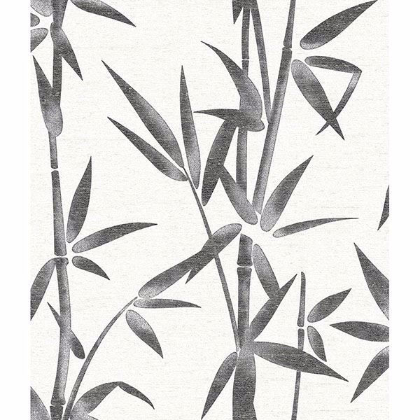 Picture of Nagoya Black Bamboo Wallpaper