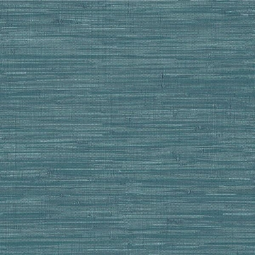Picture of Navy Grassweave Peel and Stick Wallpaper