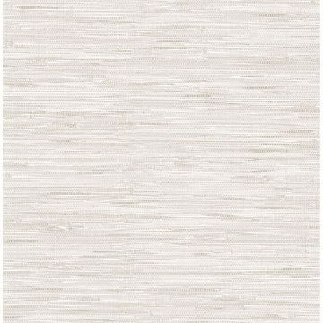 Picture of Cream Grassweave Peel and Stick Wallpaper