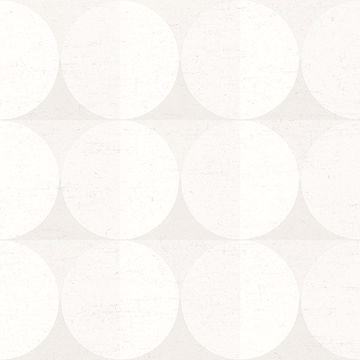 Picture of Sahara Moon Light Grey Geometric Wallpaper