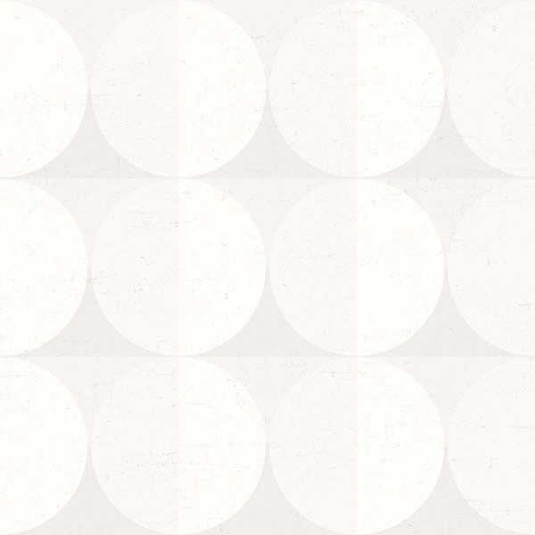 Picture of Sahara Moon Light Grey Geometric Wallpaper
