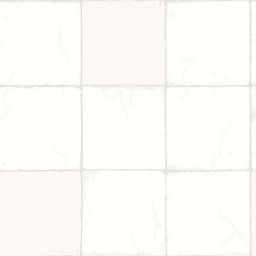 Picture of Capri Off-White Tiles Wallpaper