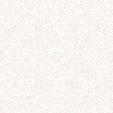 Picture of Marrakech Cream Medallion Wallpaper