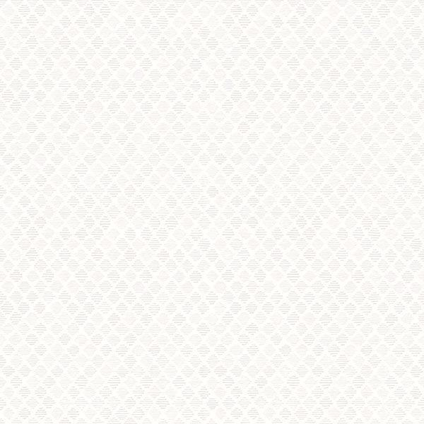 Picture of Square Off-White Geometric Wallpaper