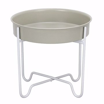 Picture of Nicola Grey Planter with Stand