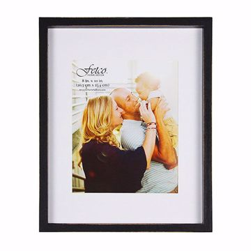 Picture of Nolan Black 8x10 Gallery Picture Frame