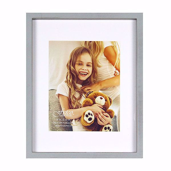 Picture of Nolan Grey 8x10 Gallery Picture Frame