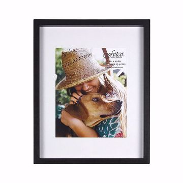 Picture of Norris Black 8x10 Gallery Picture Frame