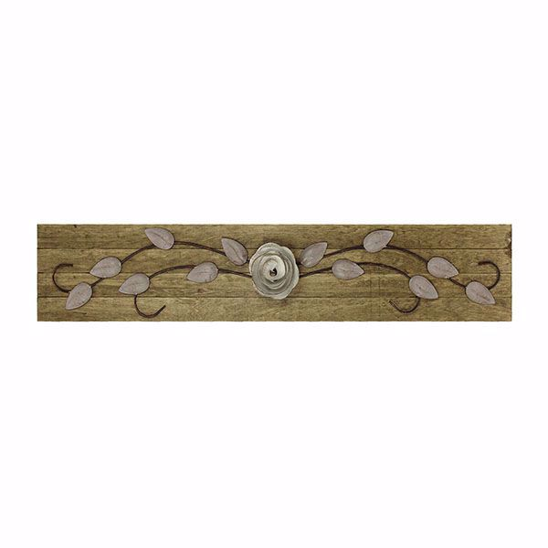 Picture of Zayre Grey Metal Wall Art