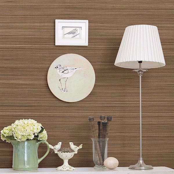 Picture of Lin Beige Grasscloth