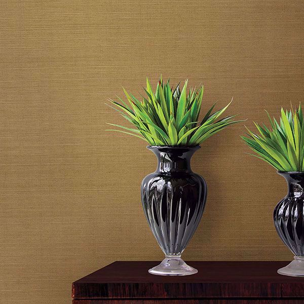 Picture of Chang Taupe Grasscloth
