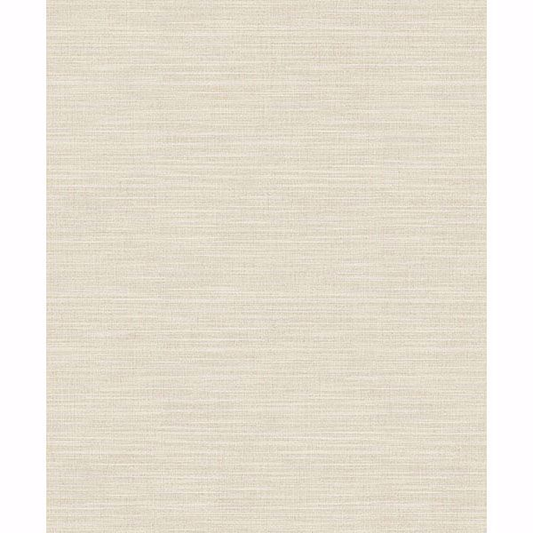 Picture of Colicchio Wheat Linen Texture Wallpaper