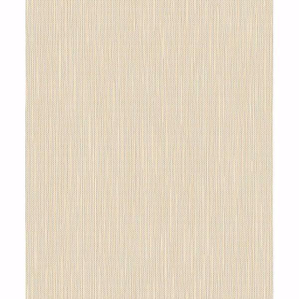 Picture of Emeril Cream Faux Grasscloth Wallpaper