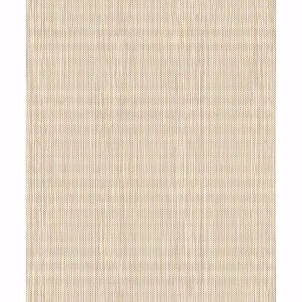 Picture of Emeril Champagne Faux Grasscloth Wallpaper