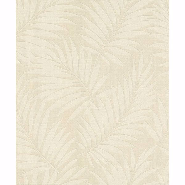 Picture of Edomina Beige Palm Wallpaper