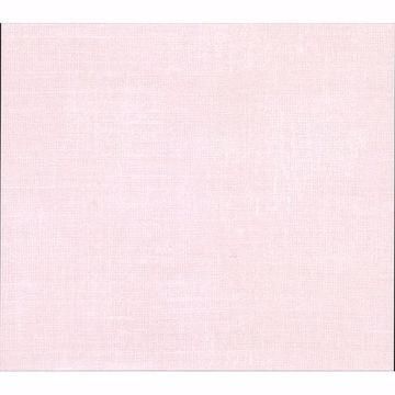 Picture of Langston Light Pink Linen Texture Wallpaper