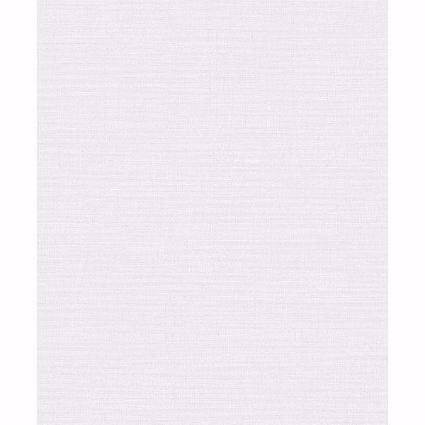 Picture of Zora Ivory Linen Texture Wallpaper