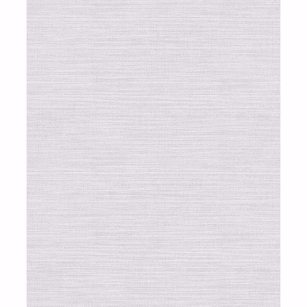 Picture of Zora Off-White Linen Texture Wallpaper