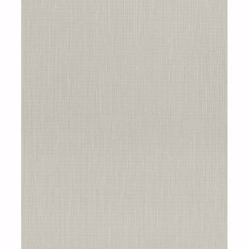 Picture of Orsino Light Grey Linen Wallpaper