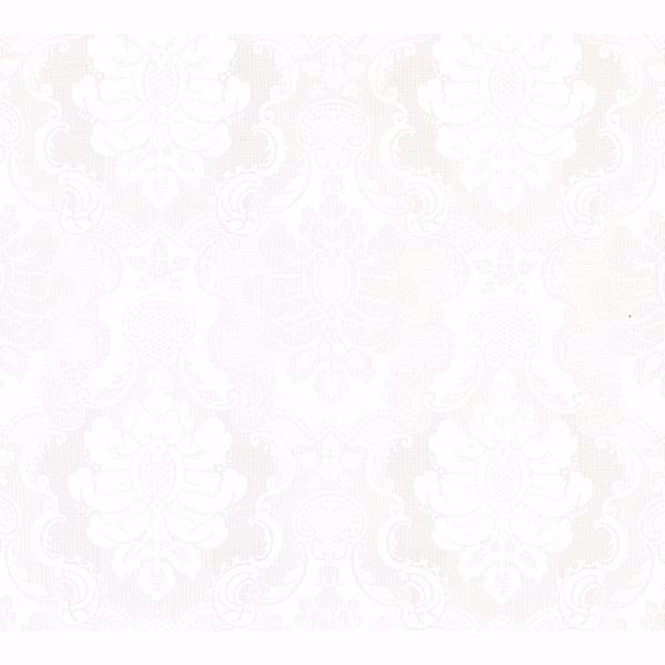 Picture of Juliet Off-White Damask Wallpaper