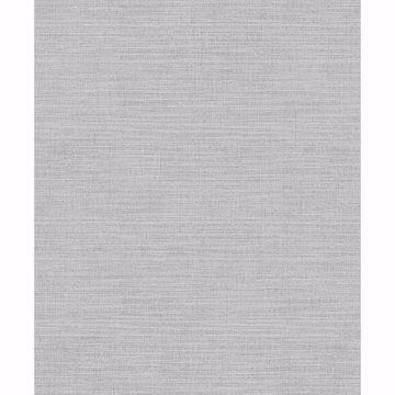 Picture of Perdita Light Grey Linen Wallpaper