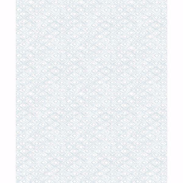 Picture of Delilah Aqua Diamond Wallpaper