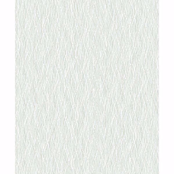 Picture of Quinn Light Green Twist Wallpaper