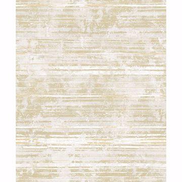 Picture of Makayla Light Yellow Stripe Wallpaper