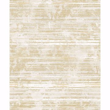 Picture of Makayla Apricot Stripe Wallpaper