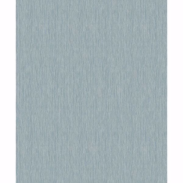 Picture of Reese Blue Stria Wallpaper