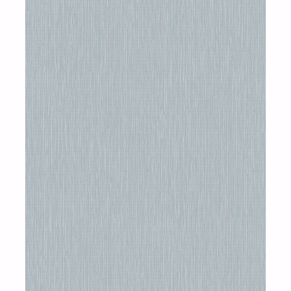 Picture of Reese Light Blue Stria Wallpaper