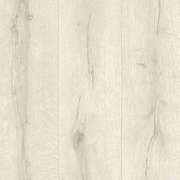 Picture of Meadowood Off-white Wide Plank Wallpaper