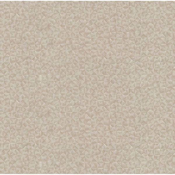 Picture of Belmond Cream Glitter Prism Wallpaper