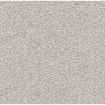Picture of Belmond Grey Glitter Prism Wallpaper