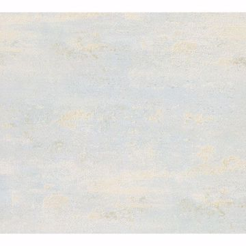 Picture of Excelsior Light Blue Cloudy Texture Wallpaper