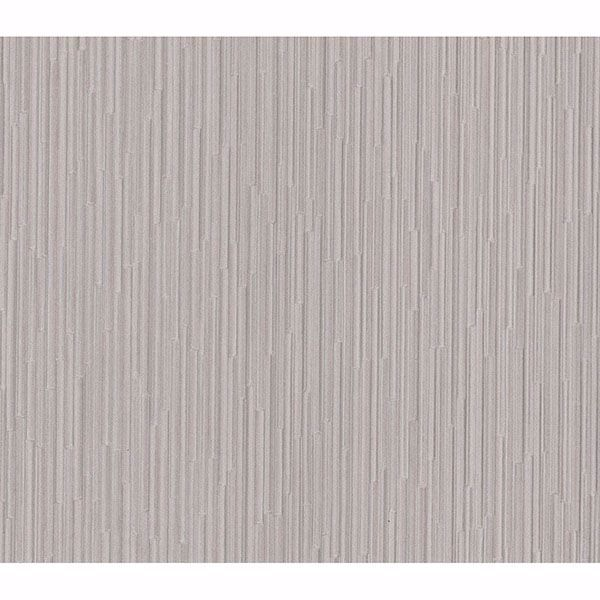Picture of Cipriani Pewter Vertical Texture Wallpaper
