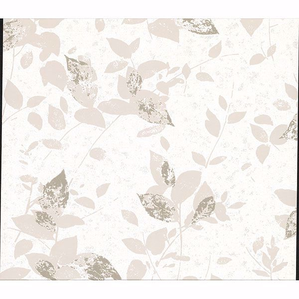 Picture of Oceane Off-white Toss Wallpaper