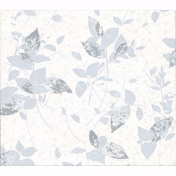 Picture of Oceane Grey Toss Wallpaper