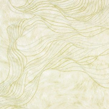 Picture of Abruzzo Cream Wolf Wave Wallpaper