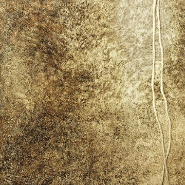 Picture of Matera Brown Fur Line Wallpaper