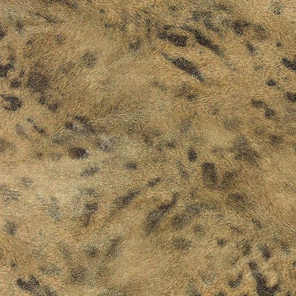 Picture of Umbria Brown Jaguar Wallpaper