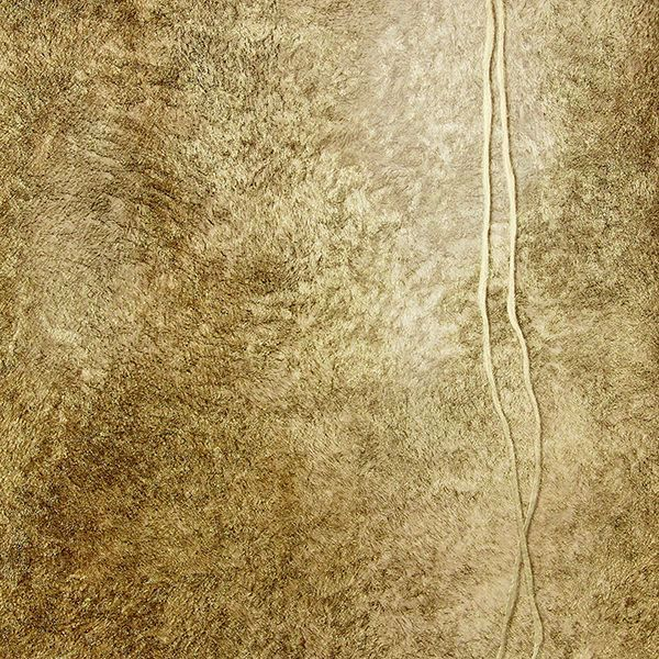 Picture of Matera Copper Fur Line Wallpaper