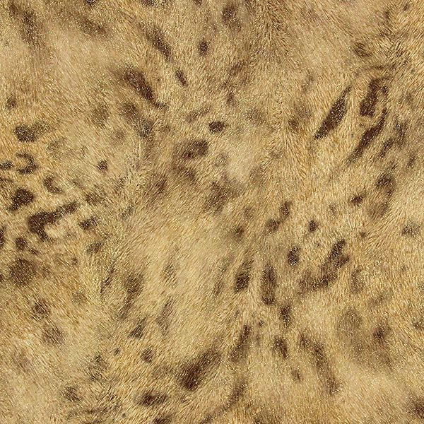 Picture of Umbria Copper Jaguar Wallpaper