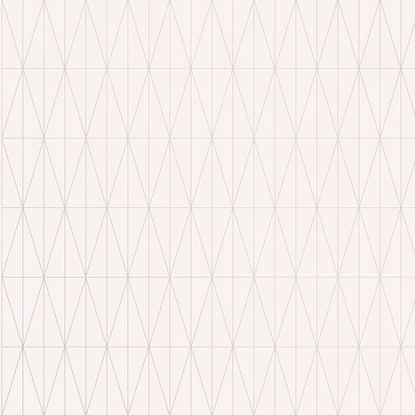 Picture of Tofta Mauve Geometric Wallpaper
