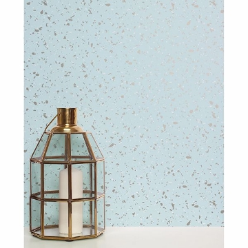 Picture of Arendal Light Blue Speckle Wallpaper