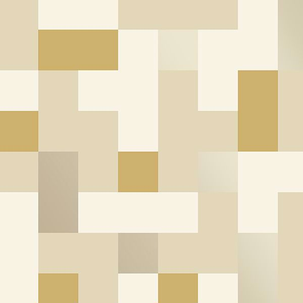 Picture of Alby Multicolor Geometric Wallpaper