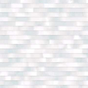 Picture of Kalmar Light Blue Hazy Stripe Wallpaper